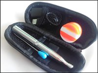electric oil burner - ceramic rod coil heating element electric dr wax vaping pen wax oil concentrate smoking burner vaporizer e cigarette