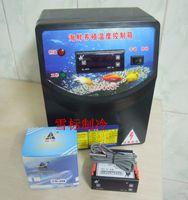 Wholesale Cold water machine temperature control box thermostat fish pond temperature control box seafood pool temperature control box air