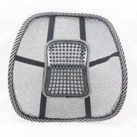 Wholesale New Office Home Car Chair Seat Chair Back Support Brace Mesh Massage Cushion cushion playmat