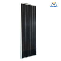 Wholesale Low price ME V W high efficiency multi solar panel Solar Garden Light made in China