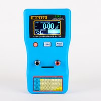 auto electrical circuits - Auto Range In Circuit ESR Capacitor Meter Tester Up to to R MEC Capacitor Meter mF