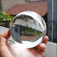 Wholesale 3 cm diameter clear crystal ball ornaments home and office decoration