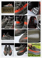 Wholesale High Quality Discount Boost V2 Sply Boost V2 Shoes Beluga With Original Box Season Stripe orange streaked Running Shoes