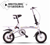 Wholesale 2016 Folding Bikes inch Best Gift for Students Child and Girlfriend I love it very much Ultralight and Convenient