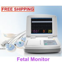 Wholesale Advaned Fetal Monitor with high quality stable performan and best price High tech fetal monitor CE monitor Stable fetal device