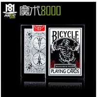 bicycle playing cards black - 100 ORIGINAL Bicycle black tigers Deck Playing Cards Best Poker New Bicycle Playing Card Magic Card