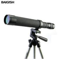 baigish binoculars - Original Russian Binoculars Baigish High Times X40 zoom monocular telescope Astronomical telescope with tripod SP09