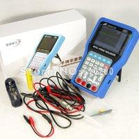 Wholesale multifunction in Handheld Digital Storage Oscilloscope multimeter DDS digital recorder MHz Msp s