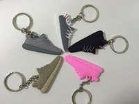 Wholesale 2016 Additional Payment Extra Fee for Order One Piece One Dollors Boost Key Chain Sneaker Keychain Kids Key Rings Key Holder