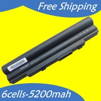 Wholesale Laptop battery For Asus ASUS U20 U50 U80 U81 U89 U20A U20F U20FT U20G U50V U50A U50F U80E U80A U80F U80V U81A U89V U81F U50VG