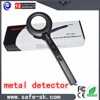 best sensitivity - best Handheld gold Metal Detector Professional High Sensitivity check for Body Super Scanner