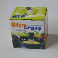 automatic stirrer - cheap Speeds Cordless Stir Crazy Stick Blender mixer Automatic Hands Free Kitchen Utensil Food Sauce Auto Stirrer Blende