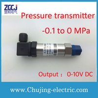 Wholesale Stainless steel Gas and Liquid Pressure transmitter to MPa V DC output VDC pressure sensor