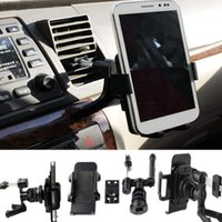 Wholesale 360 Degree Car Air Vent Mount Cradle Holder Stand For Mobile Cell Phone GPS Universal