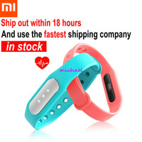 Wholesale Original Xiaomi Mi Band S Heart Rate Monitor Smart Wristband Miband Bracelet For Android iOS Passometer Fitness Tracker