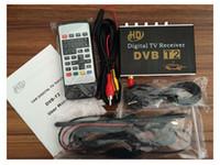 Wholesale Professional Mini TRUE HD Digital DVB T2 BOX For Russia