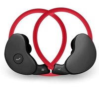 Wholesale Neck Back Sports Foldable Wireless Bluetooth Headset Mobile Phone Call Center MP3 MP4 Computer Game Player DJ