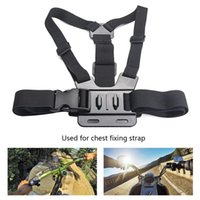Wholesale Gopro Accessories Set Helmet Harness Chest Belt Head Mount Strap Monopod For Go pro Hero xiaomi yi action camera GS02