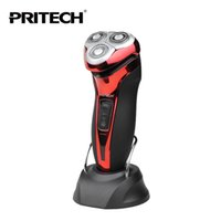 best shaver brand - New PRITECH Brand Electric Shaver Men Shaver d Shaver Beard Shaver With Shaver Holder Best Gift High Quality