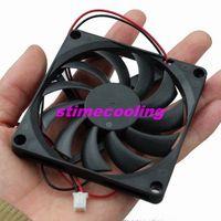 AMD amd machines - 20pcs GDT DC V P X80X10 mm Thin Machine Equipment Cooling Fan Fans amp Cooling