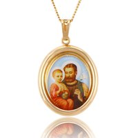 Wholesale Religion Jesus Christ Pendant Unisex K Gold Plated Jewelry Pendant Xuping Brand Hot Sell Copper Jewelry Pendant For Party