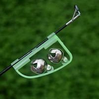 alarm bell box - Luminous Fishing Bell Sea Fishing Rod Accessories for Night Bite Alarm Bell Fishing Tackle Box Accessory