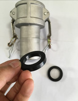 Wholesale DN25 quot inch Buna N gasket for SS316 camlock quick coupling locking camlock couplings quick connect fitting