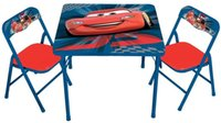 Wholesale Cars Hometown Heroes Folding Childrens Activity Table with Chairs