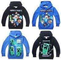 Wholesale Retail new Spring and Autumn Children s hoodies Cartoon Hooded T shirt Kids Sweater Sportswear
