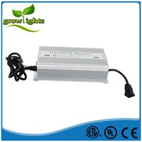 Wholesale Hydroponic Indoor Growing Use Electronic Ballast W With Fan