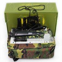 bag e packs - Top Snoop dogg g pro Herbal Vaporizer Camouflage Rreal Bag Pack wax dry herb vaporizers Portable vapor dog gpro mAh e cigarette vape DHL
