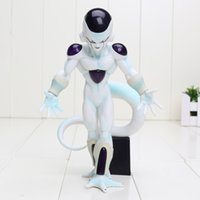 Wholesale 19cm Anime DBZ Dragon Ball Z X PLUS Freeza Fourth form PVC Action Figure Collection Model toys kids toys