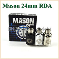 Wholesale 2016 New Coming clone Mason RDA Mason mm rda mason rda for in stock