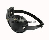Circulaire BDSM Sex Sleep Eye Mask Blindford Style ajustable Sex Play Game Bondage Products