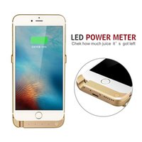 Wholesale Hot Selling Battery Power Pack for Apple iPhone S Power Bank Pack Cover Case For iPhone s s plus