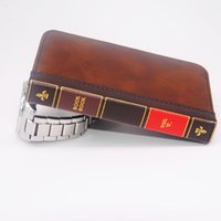 Leather bible with case - Retro Bible Vintage Flip Leather Phone Cover Case For Apple Iphone SE S Business Book Wallet Pouch With H Nano coated Films