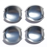 Wholesale Matte Silver Door Handle Bowl Cover Trim For Land Rover Discovery Sport