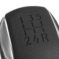 Wholesale Gear Shift Knob Gear Handball For Peugeot C4L C2 Citroen C Quatre C Triomphe Elysee MT