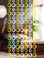 Wholesale CU117 window curtain design window curtain styles