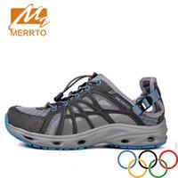 aqua weights - MERRTO Men Aqua Shoes Elastic Mesh EVA Quick Drying Light Weight Comfortable Breathable Outdoor Sneakers
