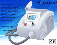 Wholesale Best Selling Product Q switch ND Yag Laser Tattoo Removal Pigmentation Acne Scar Remover Beauty Machine Equipment