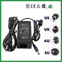 Wholesale LED switching power supply V to DC V A A A A A A A Led Strip light transformer adapter