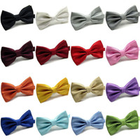 Wholesale new Mens Formal Wear Accessories Business Bow tie For Groomsmen Marriage Grid Brand Gravata Slim Ties For Men Necktie Cravat