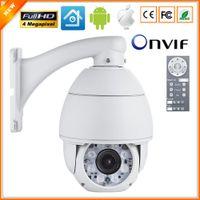 IP Camera auto board camera - H MP IP Camera PTZ Speed Dome Camera IP X Auto Zoom HI3516D OV4689 MP ONVIF Nano LED Board