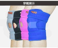 Wholesale Protection patellar belt movement patella knee climbing foot protection knee suspension breathable basketball guards