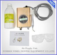 air cleaning unit - Dental Cleaning Sandblasting Machine Unit Air Prophy Equipment