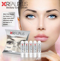 Wholesale Real Plus Eye Cream Real Plus Beauty Eye cream magic cream reduce eye bags in minutes