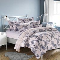Wholesale Home textile new style PEACH FABRIC bedding set