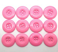 Wholesale 50 Mixed Holes Resin Sewing Buttons Scrapbooking mm Knopf Bouton
