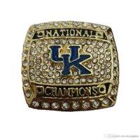 association of associations - 2012 Collegiate Athletic Association University of Kentucky Sale Super Bowl Replica Championship ring material VIP STR0